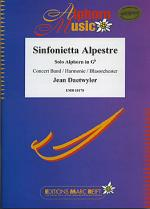 Sinfonietta Alpestre (Alphorn in Gb) Sheet Music