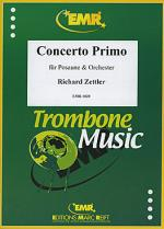 Concerto Primo fur Posaune Sheet Music