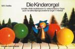 Die Kinderorgel Band 1 Sheet Music