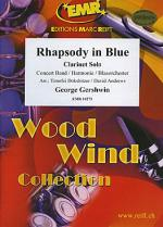 Rhapsody in Blue (Clarinet Solo) Sheet Music