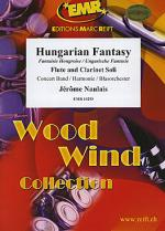 Hungarian Fantasy (Flute & Clarinet Solo) Sheet Music