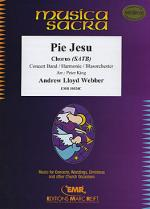 Pie Jesu (Chorus SATB) Sheet Music