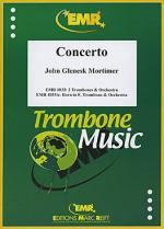 Concerto (Solo for 2 Trombones) Sheet Music