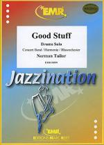 Good Stuff (Drums Solo) Sheet Music