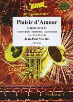 Plaisir d'amour (Chorus SATB) Sheet Music