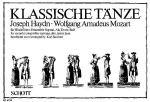 Klassische Tanze Sheet Music