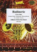 Badinerie Sheet Music