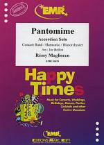 Pantomime (Accordion Solo) Sheet Music