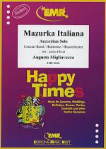 Mazurka Italiana (Accordion Solo) Sheet Music