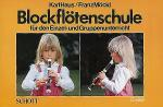 Blockflotenschule Sheet Music