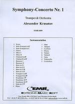 Symphony Concerto No. 1 Sheet Music