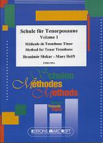 Schule fur Tenorposaune Vol. 1 Sheet Music