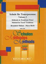Schule fur Tenorposaune Vol. 3 Sheet Music