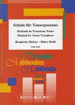 Schule fur Tenorposaune (Vol. 1-3) Sheet Music