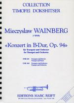 Concert in B-Dur, Op. 94 Sheet Music