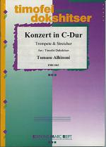 Konzert C-Dur Sheet Music