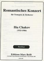 Romantisches Konzert fur Trompete Sheet Music