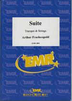 Suite for Trumpet & Strings Sheet Music