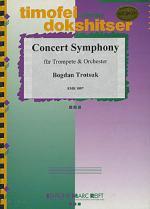 Concert Symphony Sheet Music