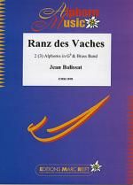 Ranz des Vaches (Alphorns in Gb) Sheet Music