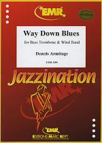 Way Down Blues Sheet Music