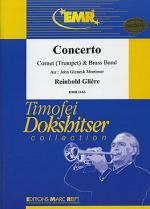 Concerto for Cornet Sheet Music