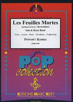 Les Feuilles Mortes Sheet Music