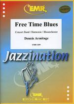 Free Time Blues Sheet Music