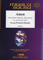 Amen From The Messiah Sheet Music