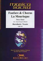 Fanfare & Chorus / La Mourisque Sheet Music