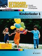 Kinderlieder 1 Band 1 Sheet Music