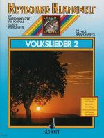 Volkslieder 2 Sheet Music