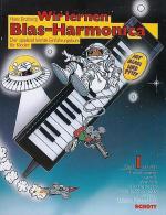 Wir lernen Blas-Harmonica Band 1 Sheet Music