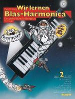 Wir lernen Blas-Harmonica Band 2 Sheet Music