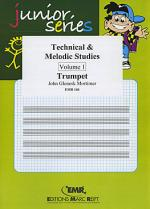 Technical & Melodic Studies Vol. 1 Sheet Music