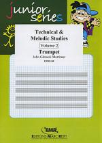 Technical & Melodic Studies Vol. 2 Sheet Music