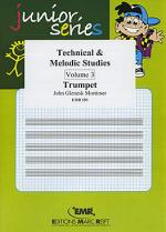 Technical & Melodic Studies Vol. 3 Sheet Music