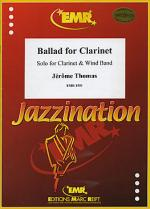 Ballad for Clarinet Sheet Music