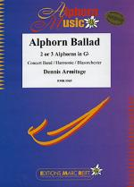 Alphorn Ballad (Alphorns Gb) Sheet Music
