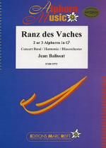 Ranz des Vaches (Alphorns Gb) Sheet Music