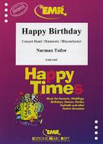 Happy-Birthday Sheet Music
