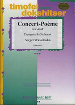 Concert-Poeme in c-moll Op. 113 Sheet Music