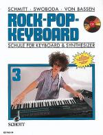Rock-Pop-Keyboard Band 3 Sheet Music