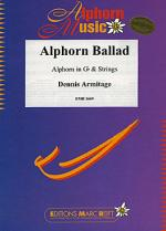 Alphorn Ballad & Strings (Gb) Sheet Music