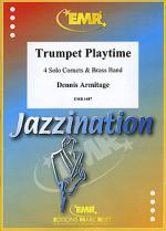 Trumpet Playtime (4 Cornets) Sheet Music