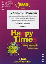La Maladie d'Amour Sheet Music