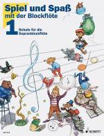 Spiel und Spass mit der Blockflote Band 1 Sheet Music