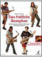 Das frohliche Saxophon Sheet Music