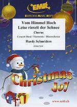 Vom Himmel hoch / Leise rieselt (Chorus SATB) Sheet Music