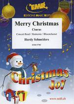 Merry Christmas (Chorus SATB) Sheet Music